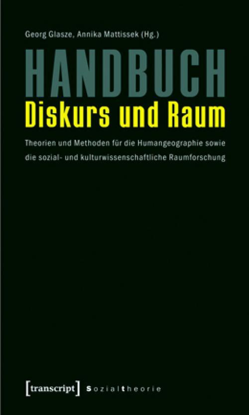 Handbuch Diskurs und Raum cover