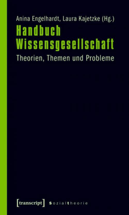 Handbuch Wissensgesellschaft cover