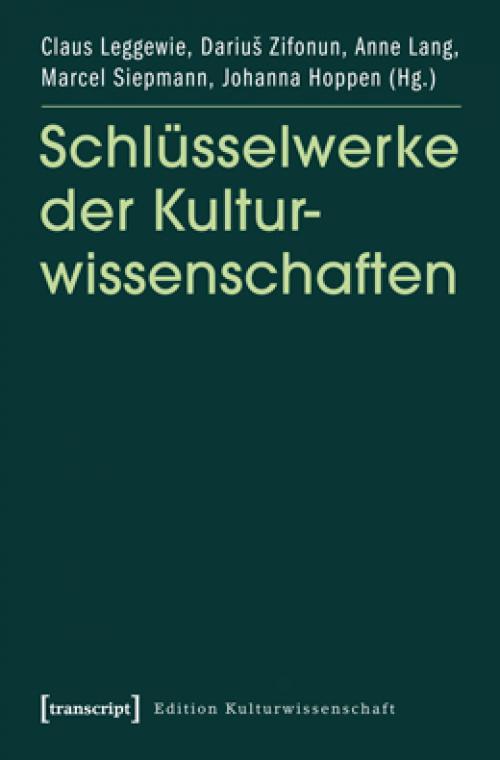 Schlüsselwerke der Kulturwissenschaften cover