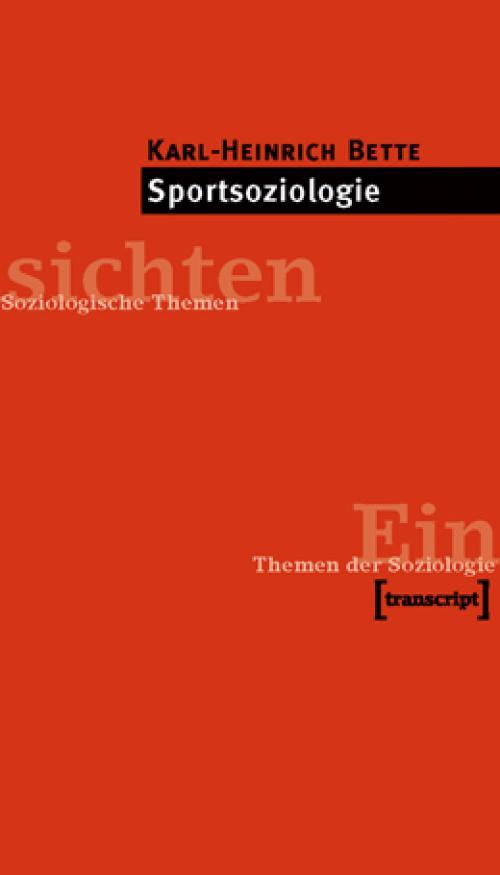 Sportsoziologie cover