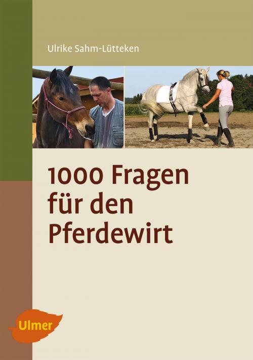 1000 Fragen für den Pferdewirt cover