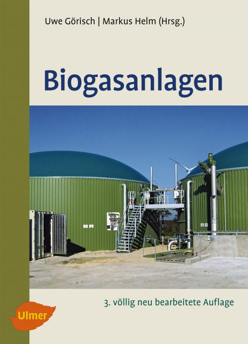 Biogasanlagen cover