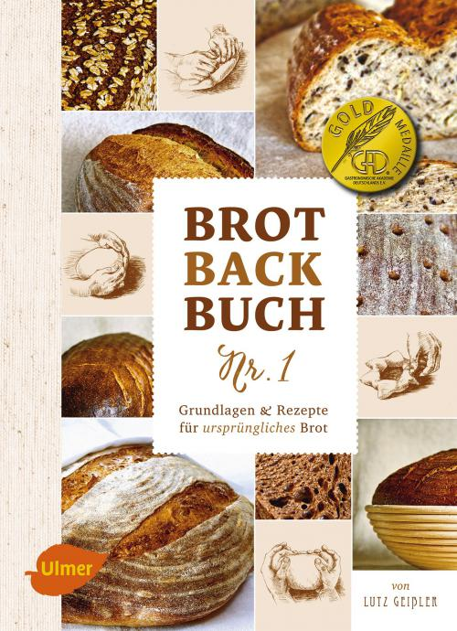 Brotbackbuch Nr. 1 cover