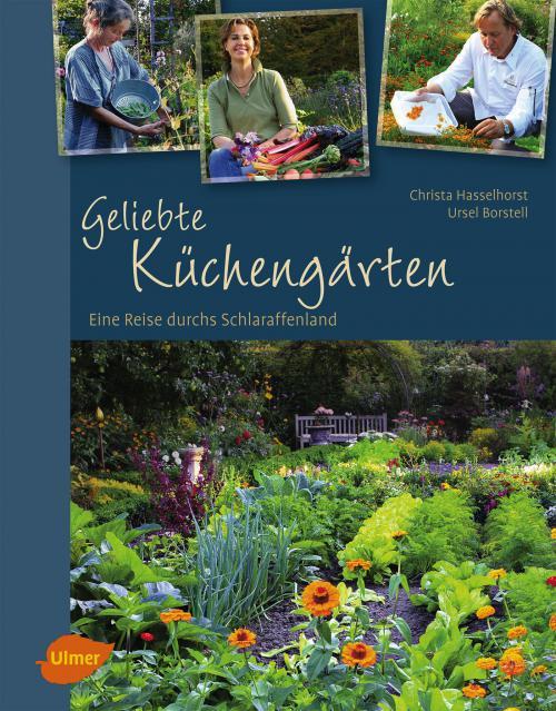 Geliebte Küchengärten cover