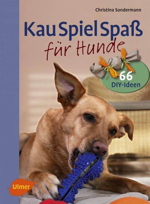 Kauspielspaß für Hunde cover