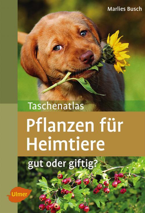 Taschenatlas Pflanzen für Heimtiere cover
