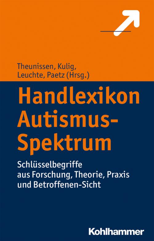 Handlexikon Autismus-Spektrum cover