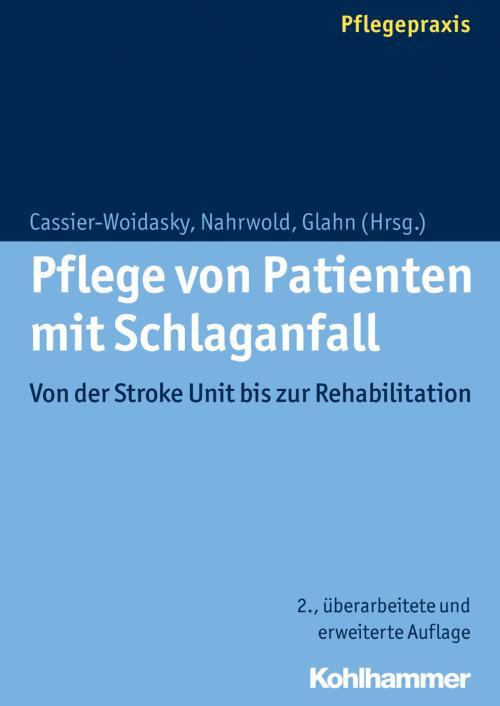 Pflege von Patienten mit Schlaganfall cover
