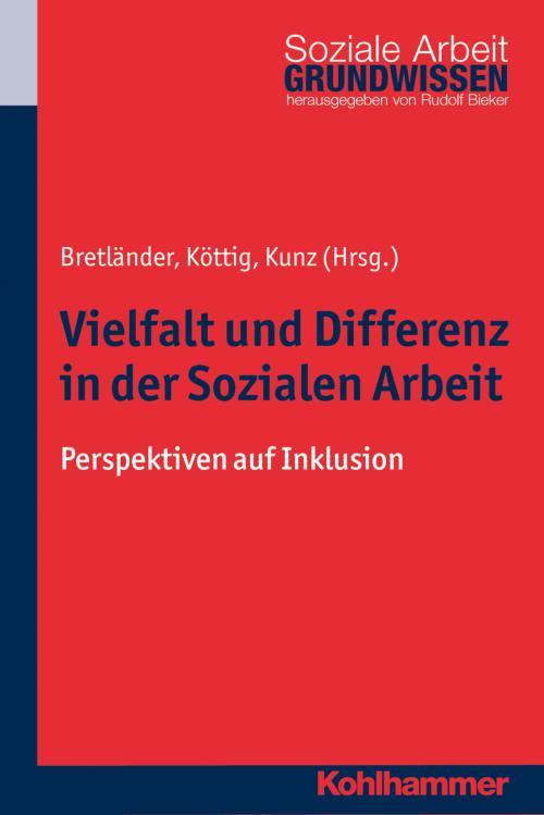 Vielfalt und Differenz in der Sozialen Arbeit cover
