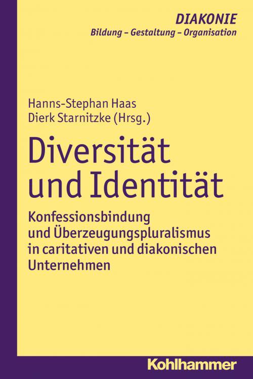 Diversität und Identität cover