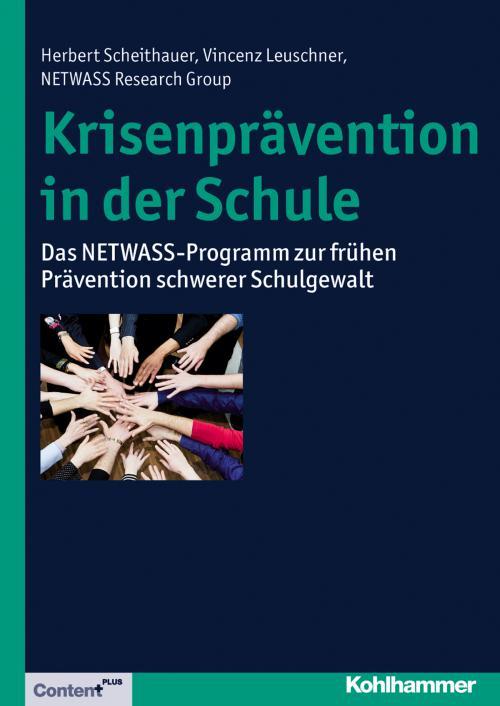 Krisenprävention in der Schule cover