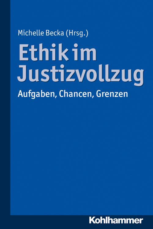 Ethik im Justizvollzug cover