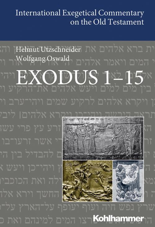 Exodus 1-15 cover