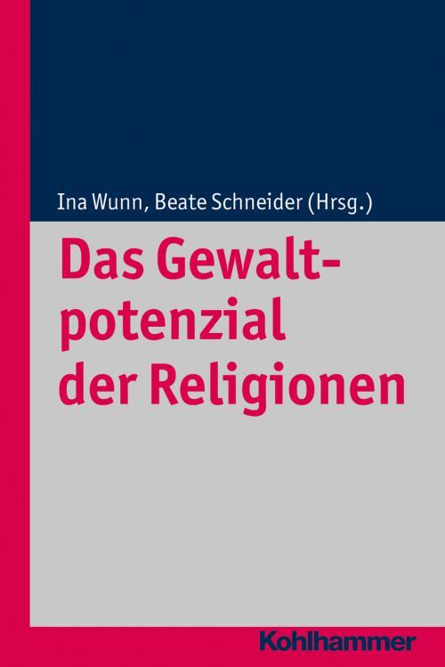 Das Gewaltpotenzial der Religionen cover