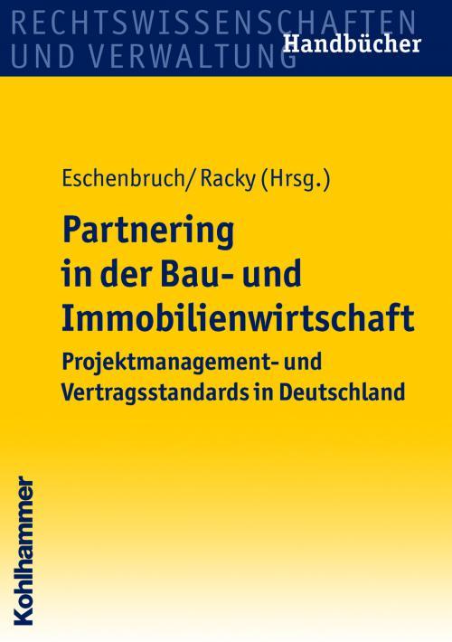 Partnering in der Bau- und Immobilienwirtschaft cover