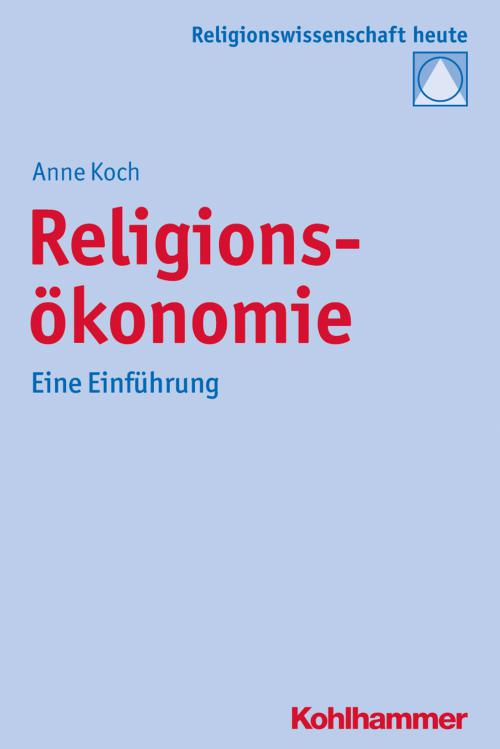 Religionsökonomie cover