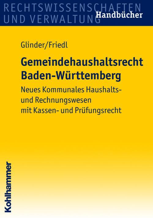 Gemeindehaushaltsrecht Baden-Württemberg cover