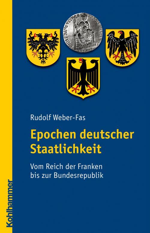 Epochen deutscher Staatlichkeit cover