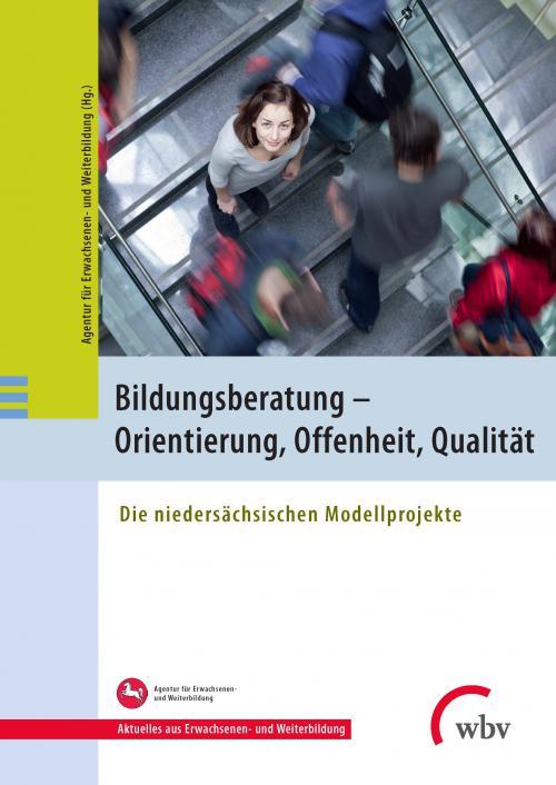 Bildungsberatung - Orientierung, Offenheit, Qualität cover