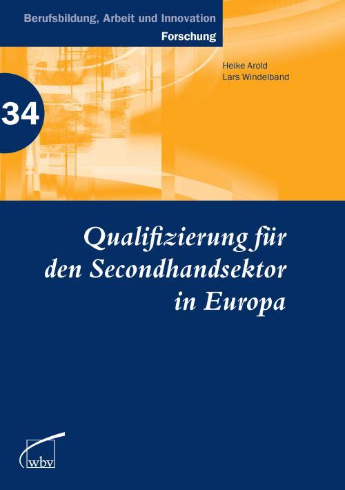 Qualifizierung für den Secondhandsektor in Europa cover