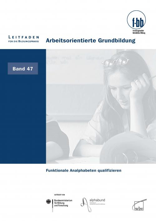Arbeitsorientierte Grundbildung cover