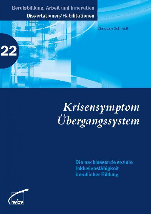 Krisensymptom Übergangssystem cover