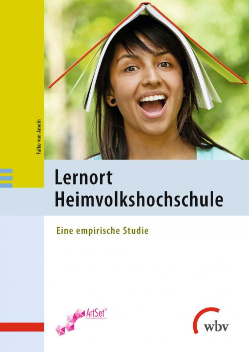 Lernort Heimvolkshochschule cover