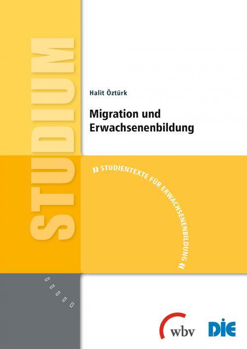 Migration und Erwachsenenbildung cover