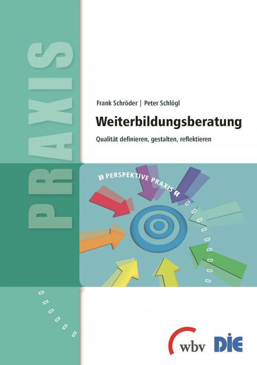 Weiterbildungsberatung cover
