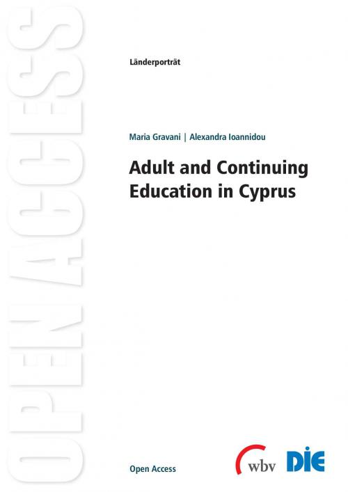 Adult and Continuing Education in Cyprus cover