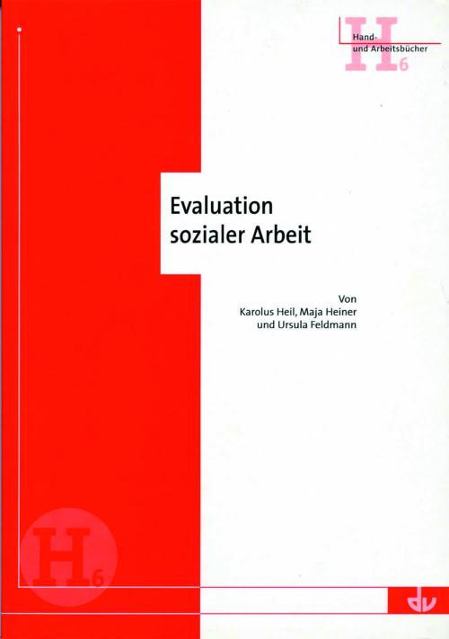 Evaluation sozialer Arbeit - H 6 cover