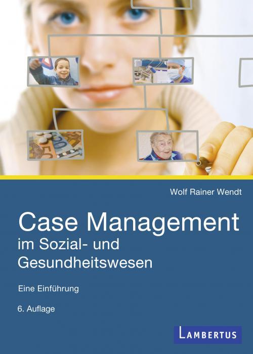 Case Management im Sozial- und Gesundheitswesen cover
