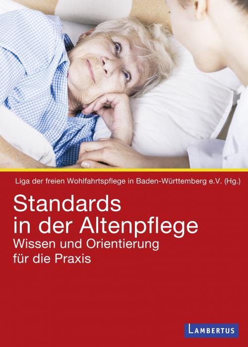 Standards in der Altenpflege cover