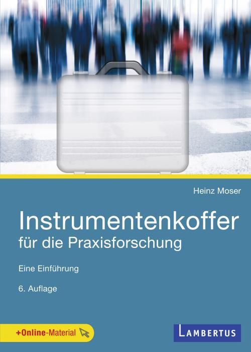 Instrumentenkoffer für die Praxisforschung cover
