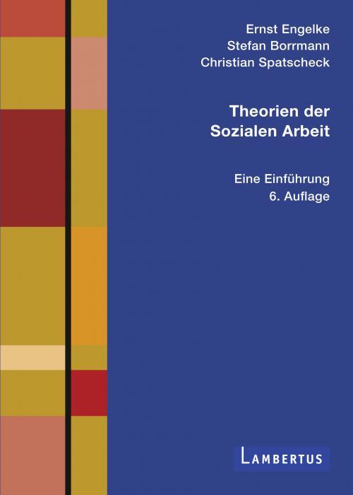 Theorien der Sozialen Arbeit cover