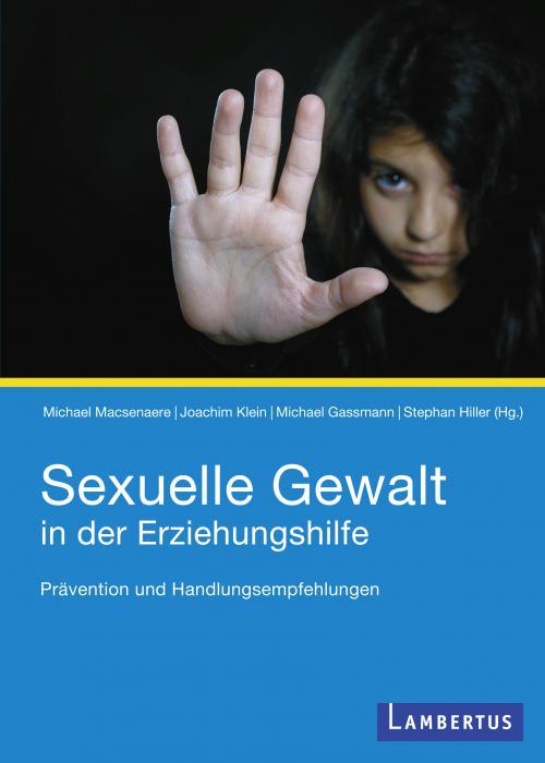 Sexuelle Gewalt in der Erziehungshilfe cover