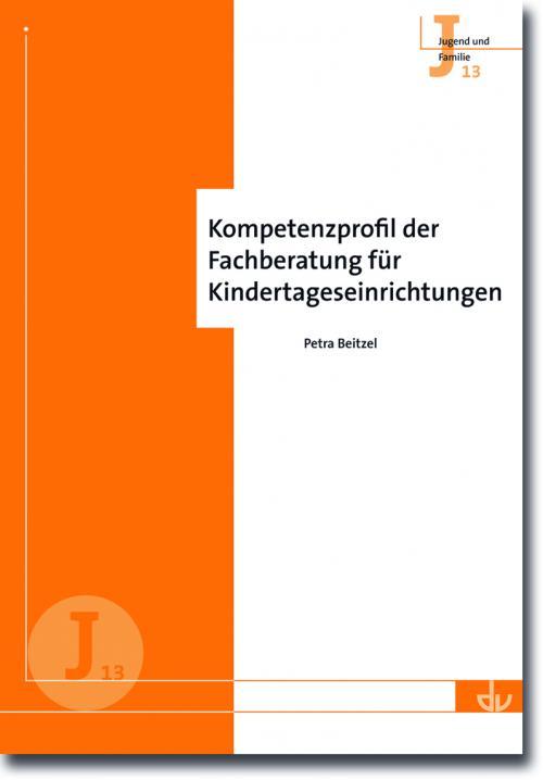 Kompetenzprofil der Fachberatung für Kindertageseinrichtungen cover