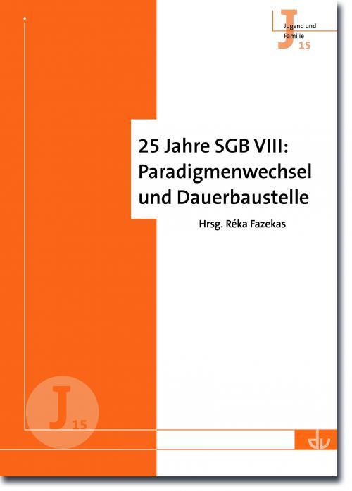 25 Jahre SGB VIII: Paradigmenwechsel und Dauerbaustelle cover