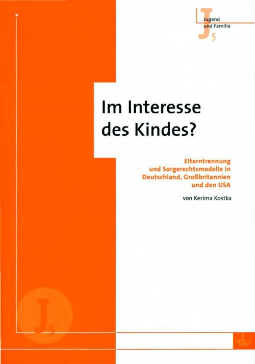 Im Interesse des Kindes? cover