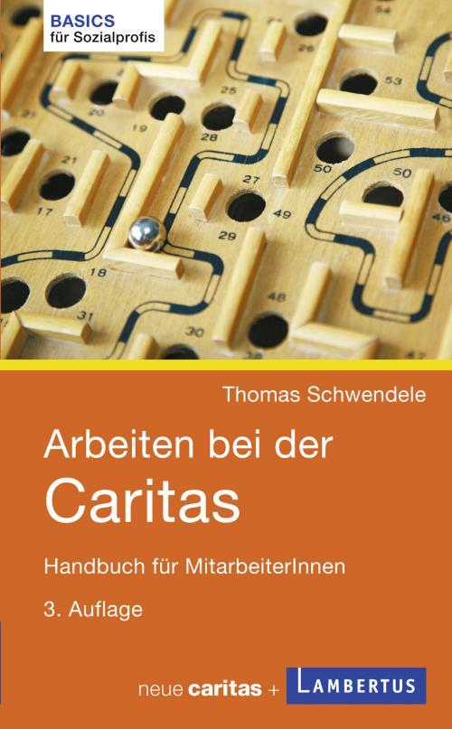 Arbeiten bei der Caritas cover