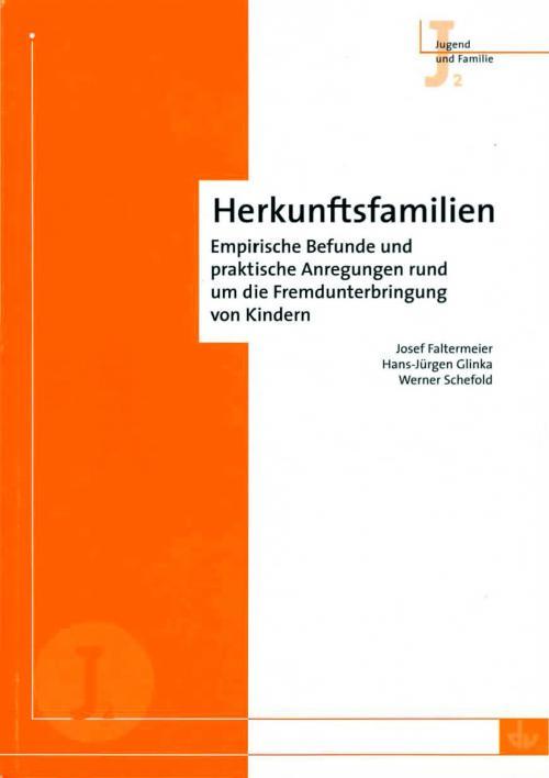 Herkunftsfamilien cover