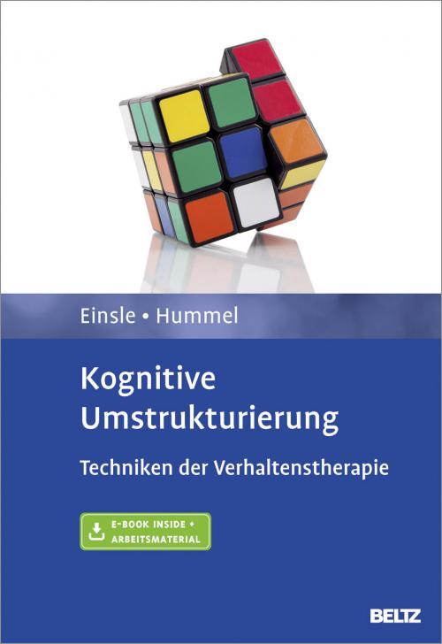 Kognitive Umstrukturierung cover