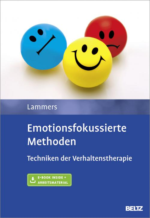 Emotionsfokussierte Methoden cover