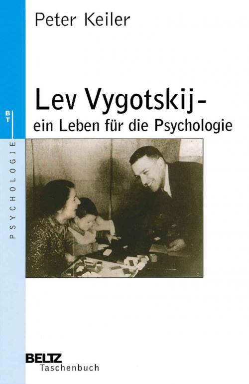 Lev Vygotskij - ein Leben für die Psychologie cover