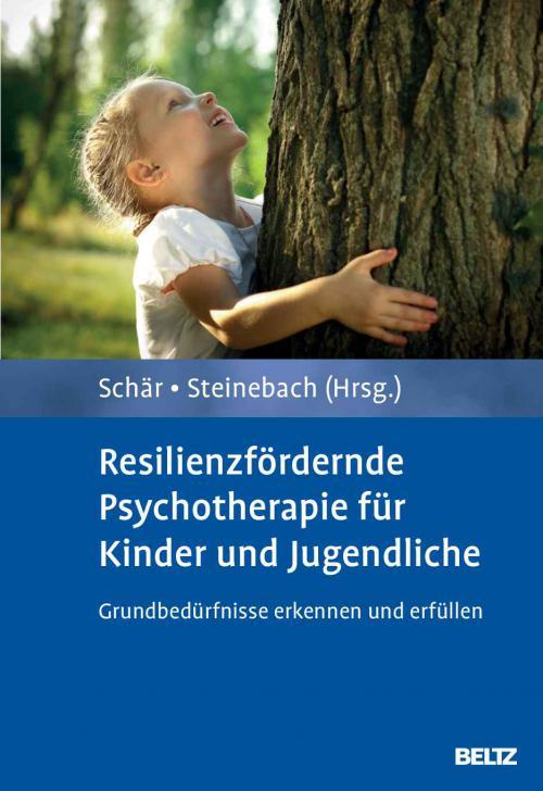 Resilienzfördernde Psychotherapie für Kinder und Jugendliche cover