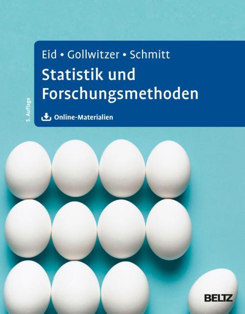 Statistik und Forschungsmethoden cover