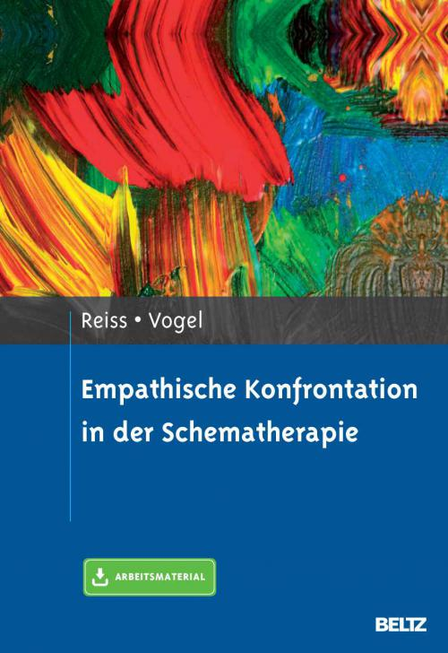 Empathische Konfrontation in der Schematherapie cover