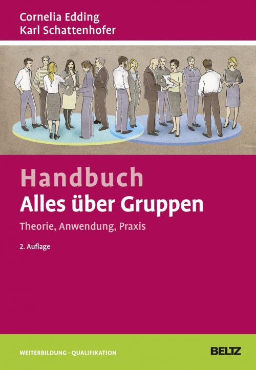Handbuch Alles über Gruppen: Theorie, Anwendung, Praxis cover