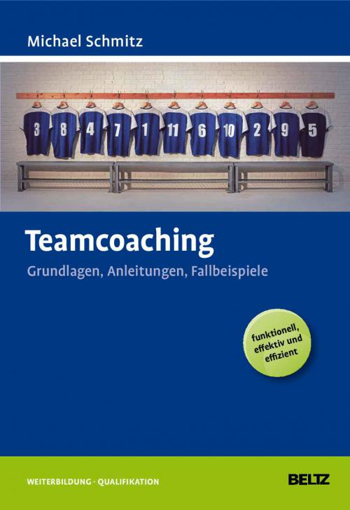 Teamcoaching cover