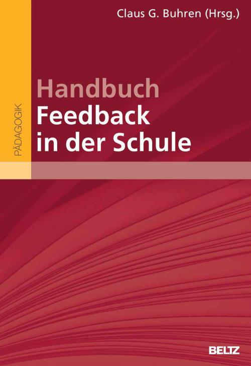 Handbuch Feedback in der Schule cover